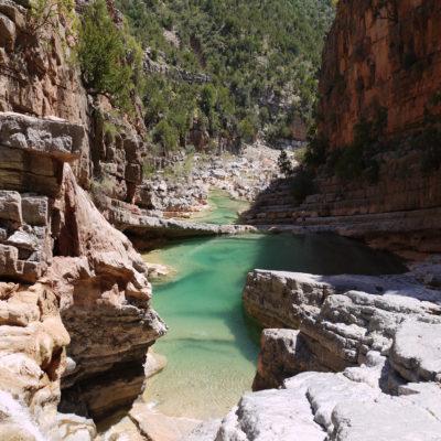 райская долина марокко