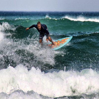 серфинг Марокко Тагазут волна