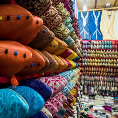 базар туфли Марокко