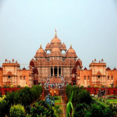 Храм Акшардхам, Дели