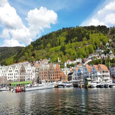 Берген Норвегия