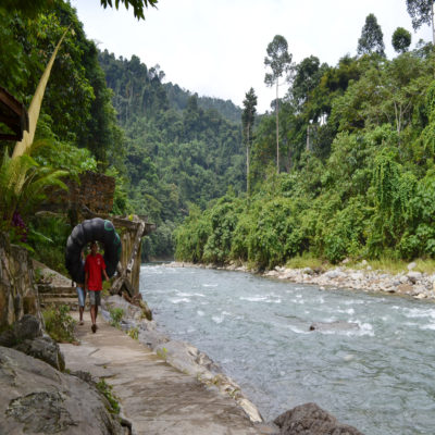 Букит Лаванг Суматра Индонезия