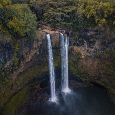 Водопад Ваилуа