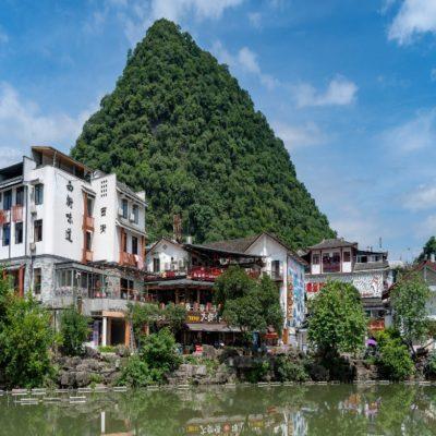 Деревня Яншо