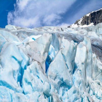 Ледник Нигардсбрин Норвегия