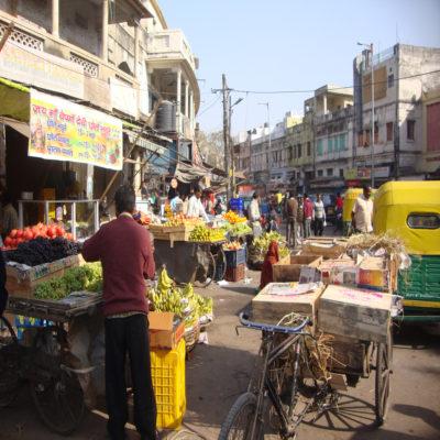 Мейн Базар в Дели