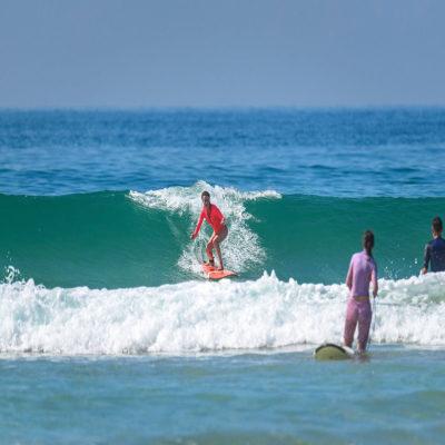 Обучение серфинг Шри Ланка