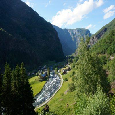 Проезжая Ралларваген Норвегия