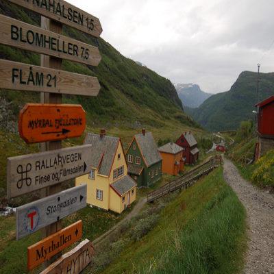 Ралларвеген Норвегия