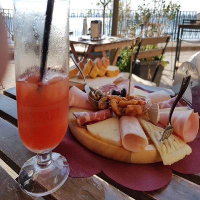 Свежайший вкуснейший обед на Сицилии