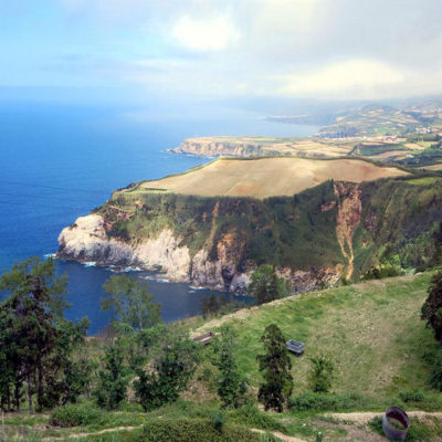 Северное побережье Сан Мигеля