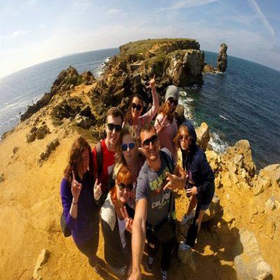 Совместные поездки серфинг Португалия