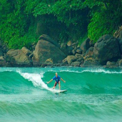 Успех серфинг Шри Ланка