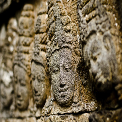 Храм Боробудур остров Ява
