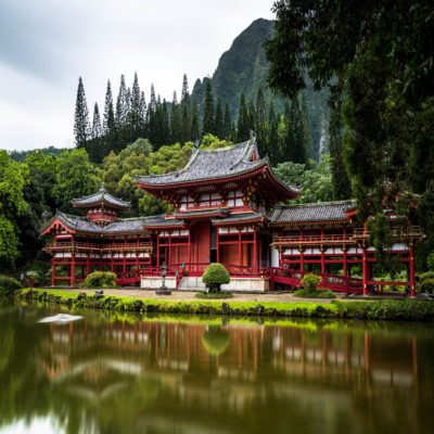 Храм Byodo In Temple