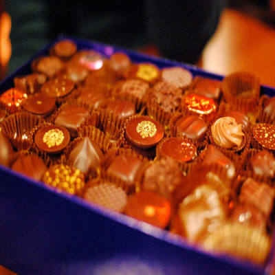 Лучший шоколатье Франции