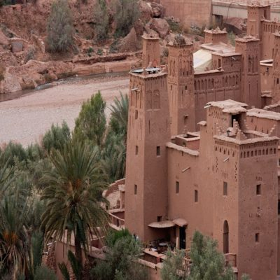 Айт Бен Хадду Марокко