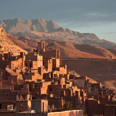 Айт Бен Хадду 1 Марокко