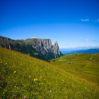 Альпийское плато Тиерс
