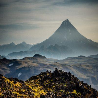 Вилючинский вулкан Камчатка
