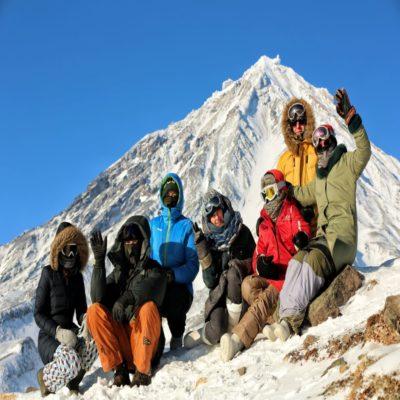 Восхождение на гору Верблюд Камчатка