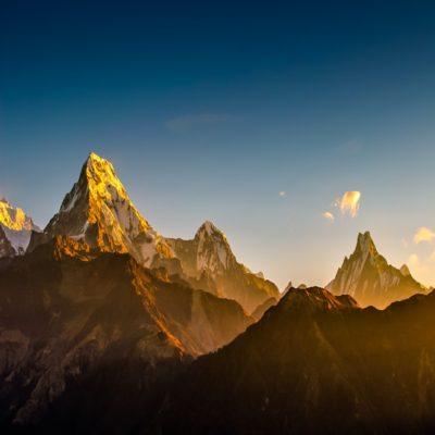 Гималаи Непал