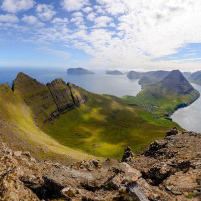 Гора Видлингадальсфьядль Фарерские острова