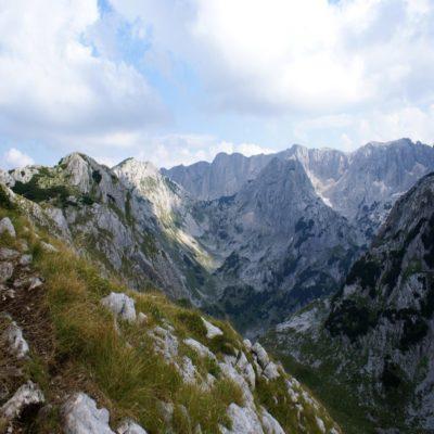 Горы Дурмитора Черногория