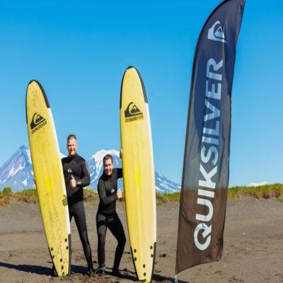 Готовы к встрече с Тихим океаном Камчатка