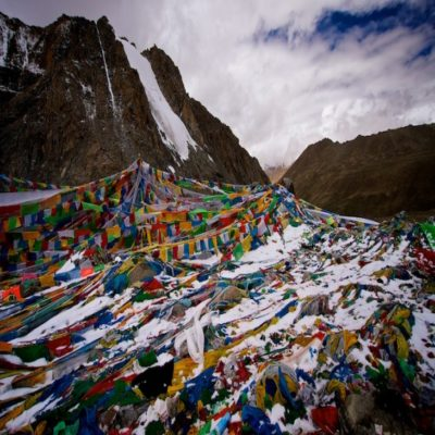 Долма Ла Тибет