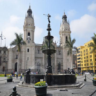 Исторический центр Лимы