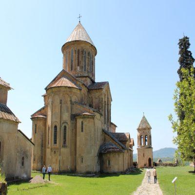 Монастырь Гелати в Кутаиси Грузия