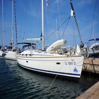 Наша яхта италия