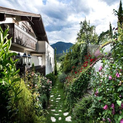 Наши апартаменты в Южном Тироле Италия 1