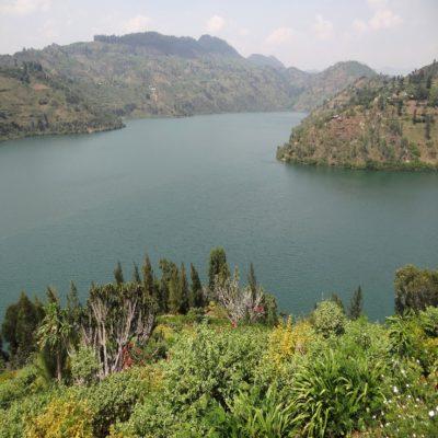 Озеро Киву Руанда Adam