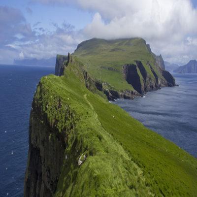 Остров Мичинес Фарерские острова