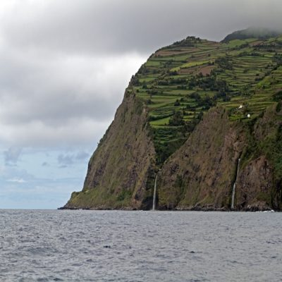Остров Сан Жоржи Азорские острова Португалия
