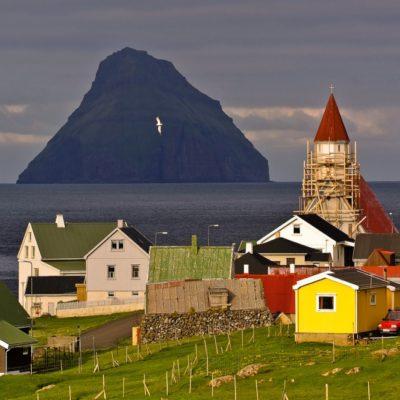 Остров Сувурой 1 Фарерские острова