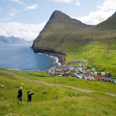 Остров Эстурой Фарерские острова