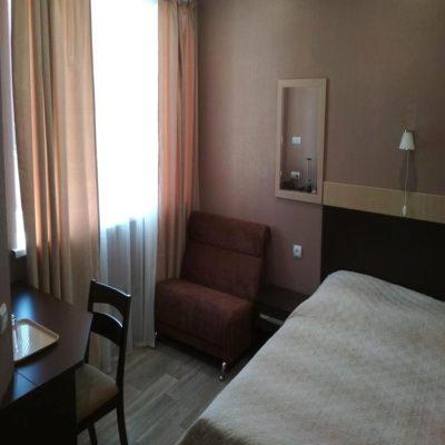 Отель «Комфорт» в Петропавловске-Камчатском