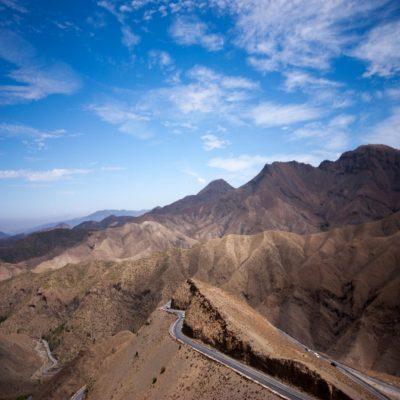 Перевал Тизи Н'Тичка Марокко