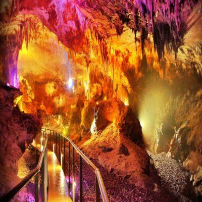 Пещера Прометея Кутаиси Грузия