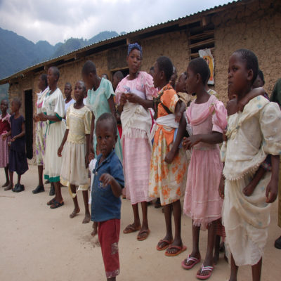 Пигмеи Уганды Уганда
