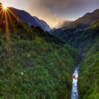 Река Тара Национальный парк Дурмитор Черногория