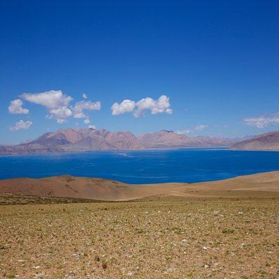Соляное озеро Ракшас Непал