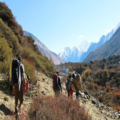 Трекинг в Гималаях Непал