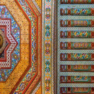 Узоры Марокко 3