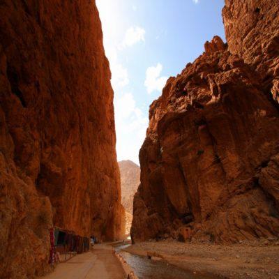 Ущелье Тодра Марокко