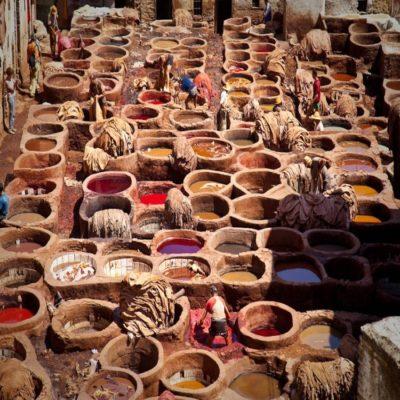 Фес Марокко
