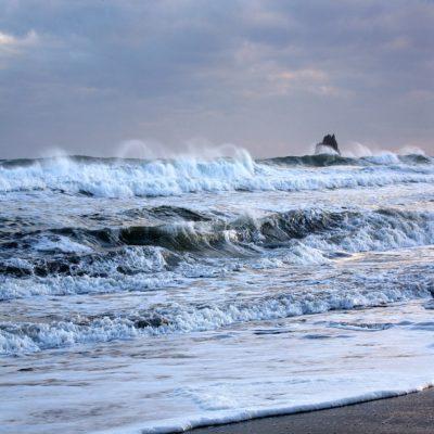 Халактырский пляж Камчатка